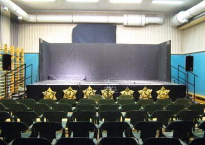 Előadóterem mobil színpad (5)